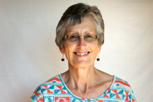 Lorna Jones: Financial Officer, Spiritual Director