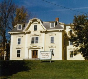 Park Hall has been the hub of community life at SSU isnce 1976